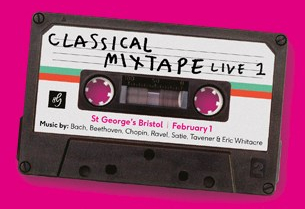 Classical Mixtape artwork for web